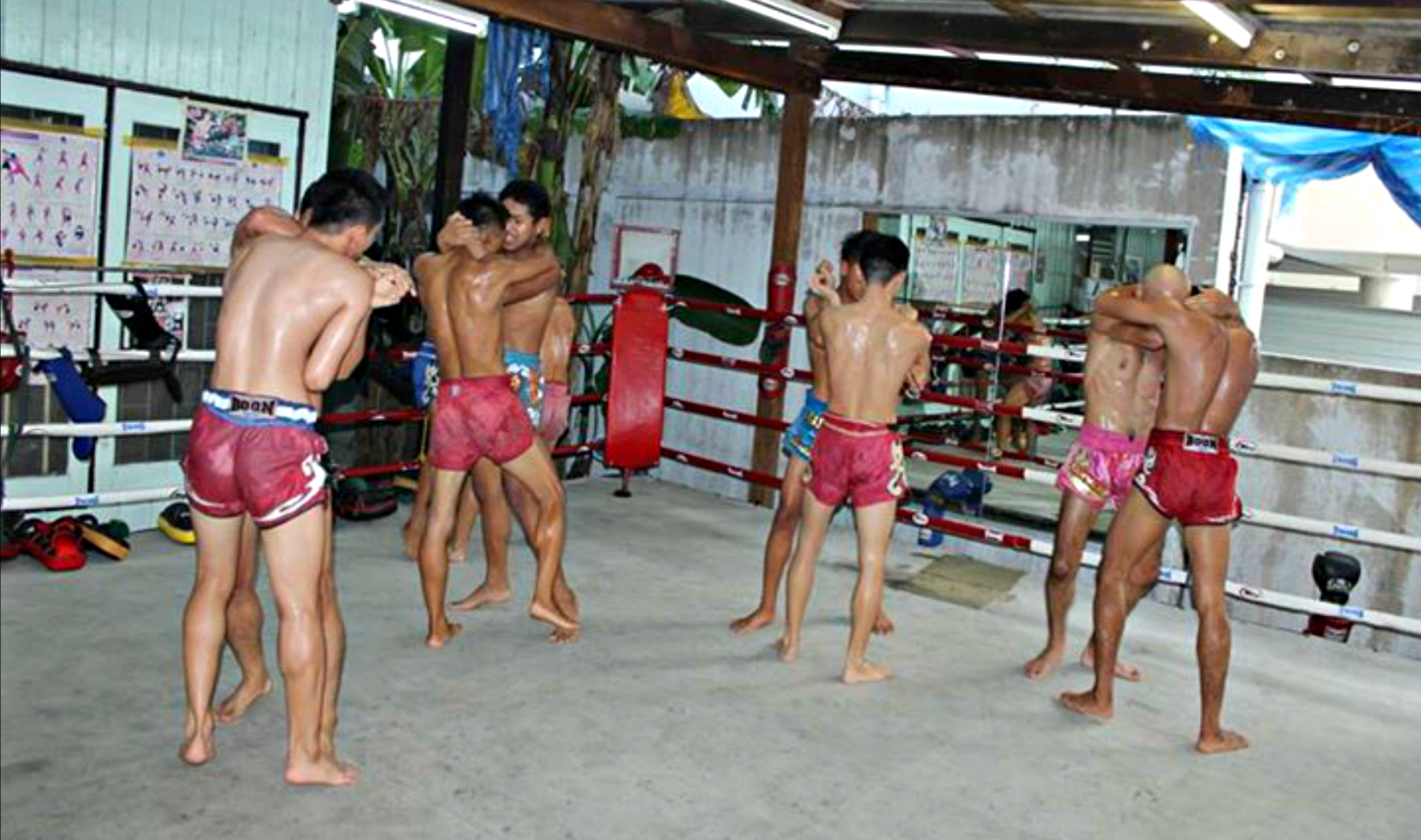 best course of Muay Thai training