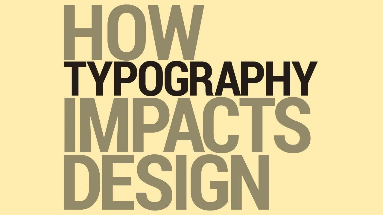 Typography online tutorials