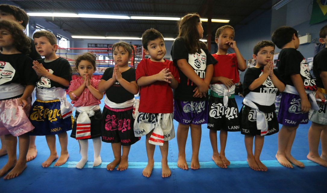 Teaching the Combat Sports