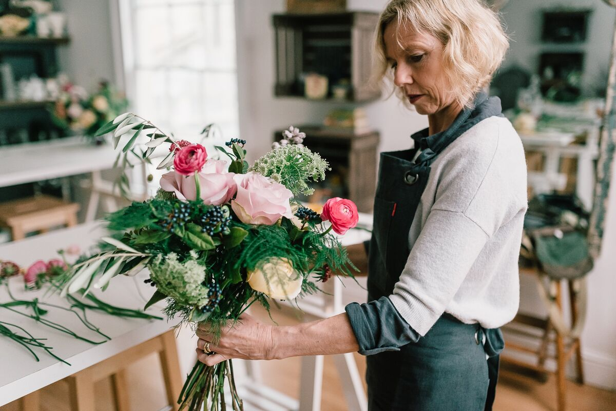 Places to Learn Floristry in London