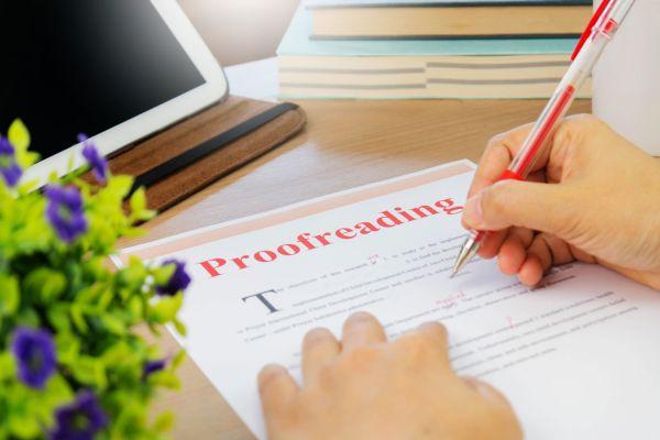 Proofreading Techniques